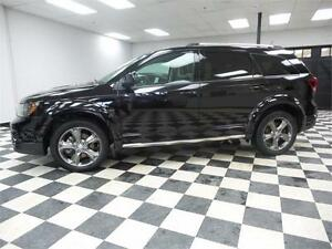 2015 Dodge Journey CROSSROAD - LOW KMS**HEATED STEERING**DVD