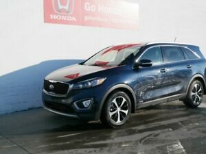 2016 Kia Sorento EX, LEATHER, 7 PASSENGER