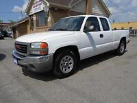 2006 GMC Sierra 1500 SL Extended Cab RWD 4.3L ONLY 114,000KMS