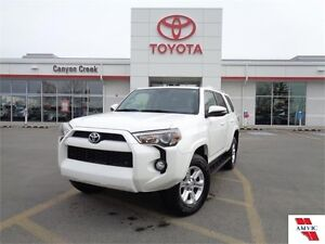 2015 Toyota 4Runner SR5 V6 ONE OWNER REMOTE STARTER