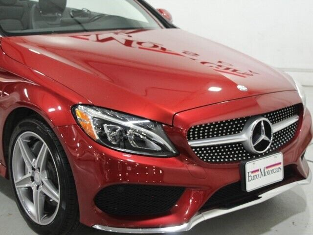 Image 10 Voiture American used Mercedes-Benz C-Class 2017
