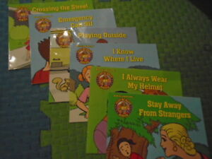 SAFETY STORYBOOKS-PRIMARY CLASSROOM
