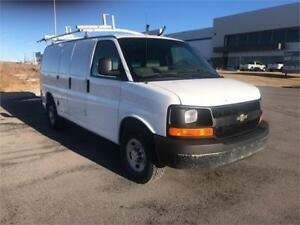 2010 Chevrolet Express 3500 Cargo Van