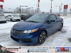 2014 Honda Civic Coupe EX- Fuel Efficient!