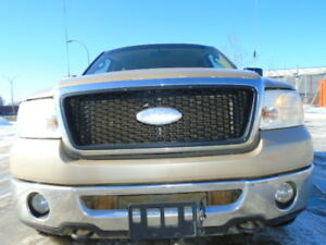 2007 Ford F-150 SUPPERCAB 4X4-ONE OWNER TRUCK-CLEAN CARPROOF