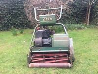 Old Atco Lawnmower