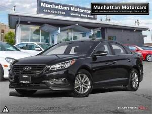 2017 HYUNDAI SONATA GLS |SUNROOF|WARRANTY|CAMERA|PHONE|37,000KM