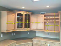 Used Kitchen Cabinets - Not applicances or other