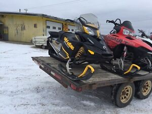 2013 SKI DOO RENEGADE 550 FAN COOLED