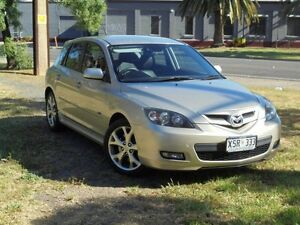 2008 Mazda 3 BK MY08 SP23 Galaxy Grey 6 Speed Manual Hatchback Albert Park Charles Sturt Area Preview