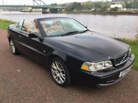 2004 04 VOLVO C70 2.0 T COLLECTION 2D 163 BHP