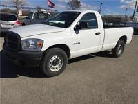 2008 Dodge Ram 1500, 8Ft. Box