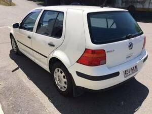 2001 VOLKSWAGEN GOLF, AUTO, ALWAYS SERVICED & MAINTAINED ! Woolloongabba Brisbane South West Preview