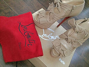 Louboutin Madame Butterfly 6.5