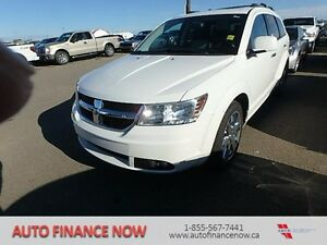 2009 Dodge Journey R/T All-wheel Drive RENT TO OWN OR FINANCE