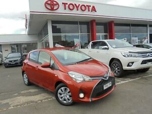 2015 Toyota Yaris NCP131R MY15 SX Inferno 4 Speed Automatic Hatchback Belmore Canterbury Area Preview