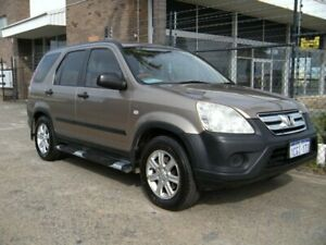 2006 Honda CR-V 2005 Upgrade (4x4) Bronze 5 Speed Automatic Wagon Wangara Wanneroo Area Preview