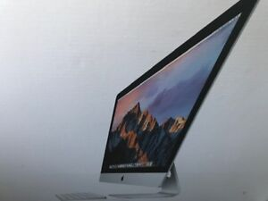"Apple 27"" iMac 3.2 intel I5"