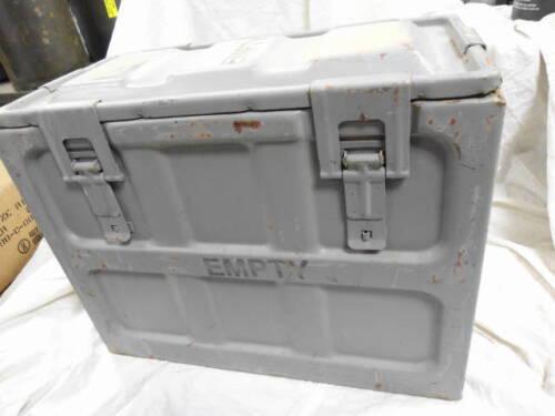 1950s U.S. Navy Small Arms Ammo Box