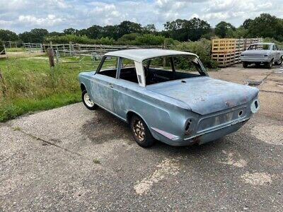 Ford Cortina mk1 .....2-Door....Good base for a project... Historic Race Car etc