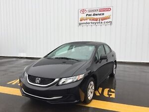 2013 Honda Civic LX 4dr Manual FWD