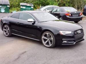 FINANCE IT!!! NEW SHAPE! 2013 Audi S5 Premium QUATTRO!