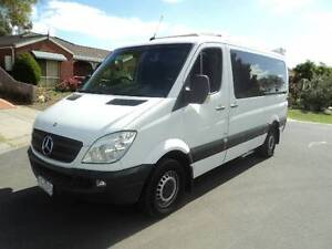 VAN FOR MONTHLY RENT,2011 MERCEDES SPRINTER VAN ,AUTO,2 ton Roxburgh Park Hume Area Preview
