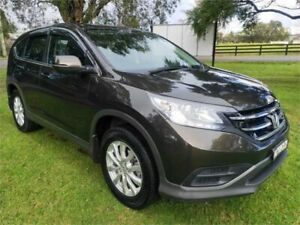 2014 Honda CR-V 30 MY15 VTi (4x2) Brown 6 Speed Manual Wagon Tuggerah Wyong Area Preview