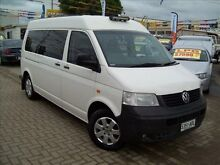 2005 Volkswagen Transporter T5 (LWB) 6 Speed Tiptronic Van Evanston South Gawler Area Preview