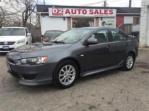 2011 Mitsubishi Lancer Clean Carproof/One Owner/Certified