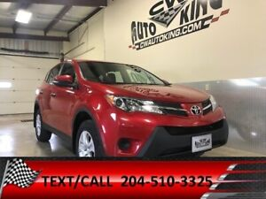 2013 Toyota RAV4 LE (A6) / All Wheel / Financing Available