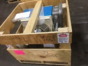 HEATER - E x p l.  Proof - 575V - 10KW - 840 CFM - 80% Savings !