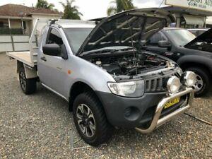 Mitsubishi Triton MK GLX Utility 2dr Man 5sp 3.0i Taree Greater Taree Area Preview