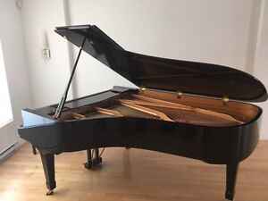"Yamaha C7 Concert Grand Piano (7'6"") 2006-2007 pristine!"