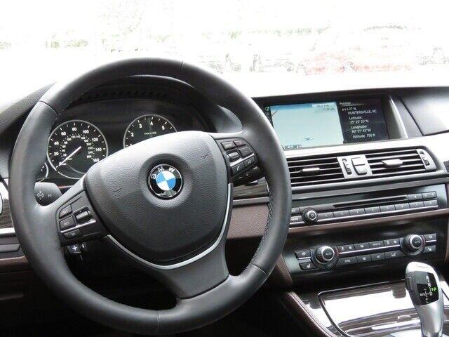 Owner 2014 BMW 5 Series 535i xDrive