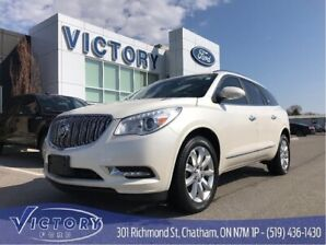 2014 Buick Enclave Leather, Moonroof, Back up Cam