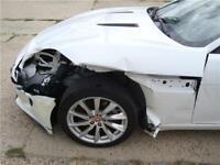 Miniature 9 Accidentée Jaguar F-Type 2015