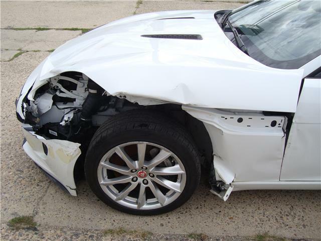 Image 9 Accidentée Jaguar F-Type 2015
