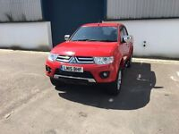 MITSUBISHI L200 CHALLENGER LB PICK- UP, EXCELLECT CONDITION AND ONE OWNER