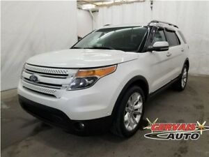 Ford Explorer Limited 4x4 Navigation Cuir Toit Panoramique MAGS