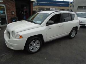 2010 JEEP COMPASS 127000KM, AIR, GR.ELECT $3995