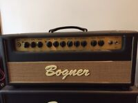 Bogner Shiva Head+Bogner 2x12 Cab +FTswitch+Covers. Genuine.Excellent condition