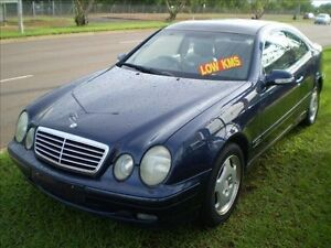 2000 Mercedes-Benz CLK320 ELEGANCE Elegance 5 Speed Automatic Coupe Winnellie Darwin City Preview