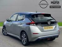 2021 Nissan Leaf 110Kw Acenta 40Kwh 5Dr Auto [6.6Kw Charger] Hatchback Electric