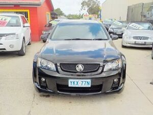 2008 Holden Commodore SS Black Automatic Wagon Lansvale Liverpool Area Preview