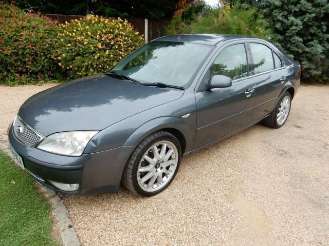 CHEAP CAR - 2004 04 FORD MONDEO 2.0 GHIA X TDCI 5D 130 BHP DIESEL