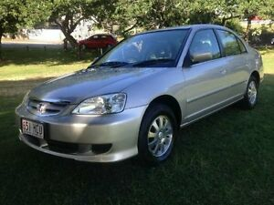 2003 Honda Civic 7th Gen MY2003 GLi Gold Automatic Sedan Greenslopes Brisbane South West Preview