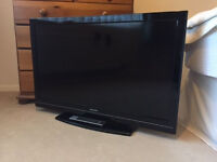 Toshiba Regza 40''Full HD Widescreen LCD TV Built in Digital Freeview