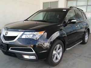 2012 Acura MDX MDX, AWD, XENON, LEATHER, SUNROOF