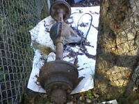 Dodge Rear Differential
